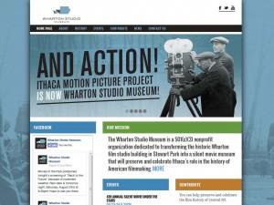 Wharton Studio Website